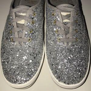 Women's Keds x kate spade Champion Glitter